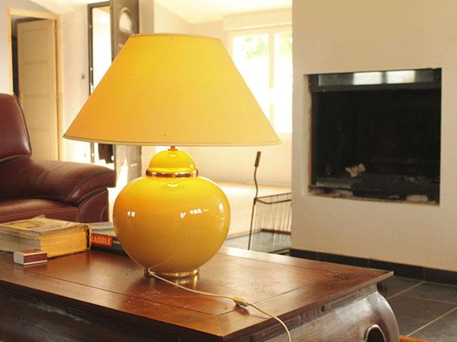 Gîte Chambre d'hôtes du Bois du Lattay Slider-1-lampe